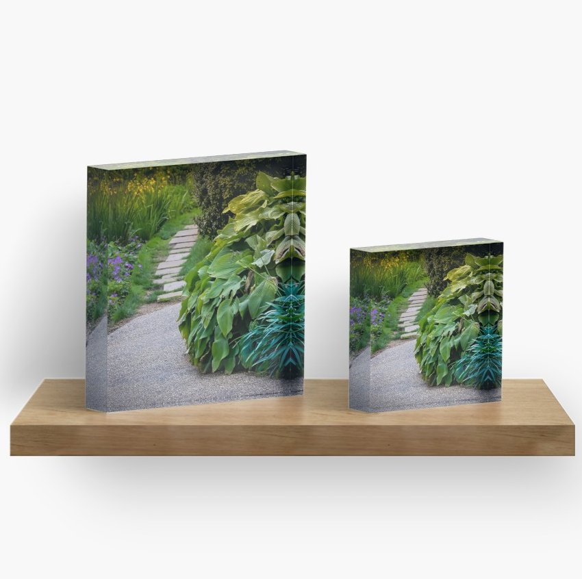 The path of nature is a natural one.  https://www.redbubble.com/people/jakehallphotos/works/36045085-flower-path?asc=u&p=acrylic-block&rel=carousel … - https://jakehall.photography/   #photography #designer #photographer