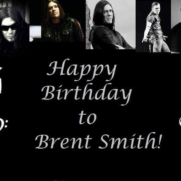 Happy Birthday to Brent Smith of Shinedown!