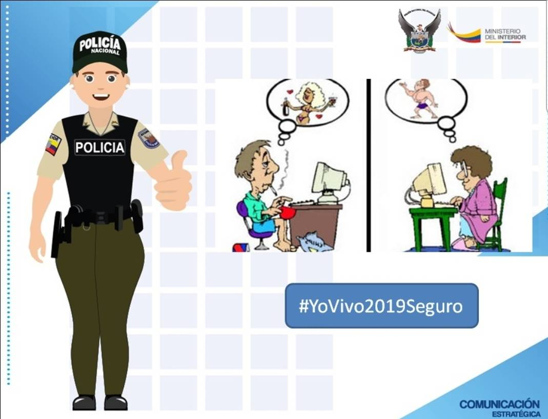 Policía Ecuador