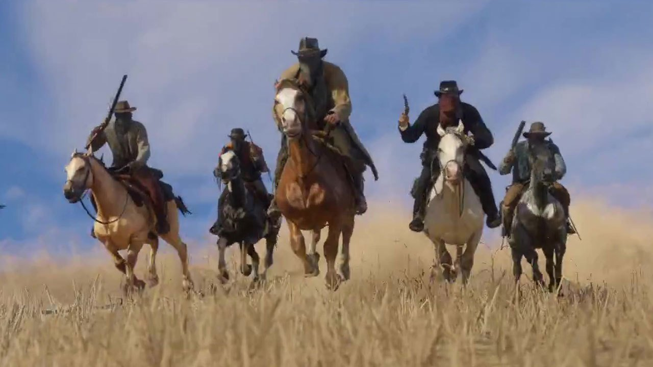 Rockstar is adding a new battle royale-like Gun Rush mode to Red Dead Online today.  https://t.co/3WGP3JVW7g https://t.co/vYfd0a7p5P