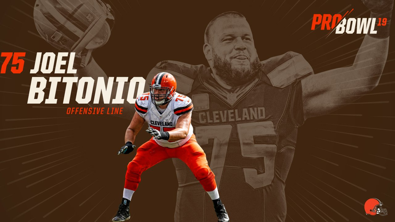 .@JoelBitonio is headed to Orlando for his first #ProBowl! ��  Congrats, Joel!  �� » https://t.co/TTjEf1yt63 https://t.co/antf1vlQOq