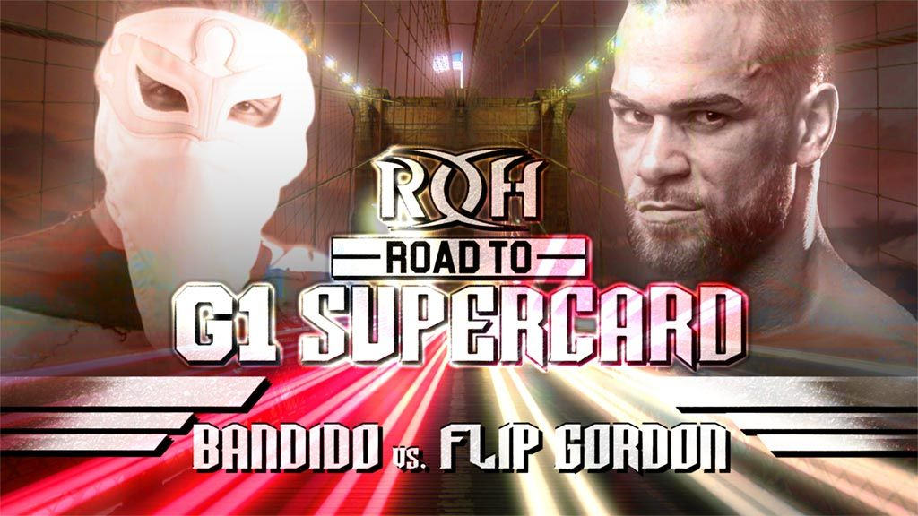 Bandido Vs. Flip Gordon Announced, Kevin Kelly On NJPW Possibly Working With AEW, Scott Steiner