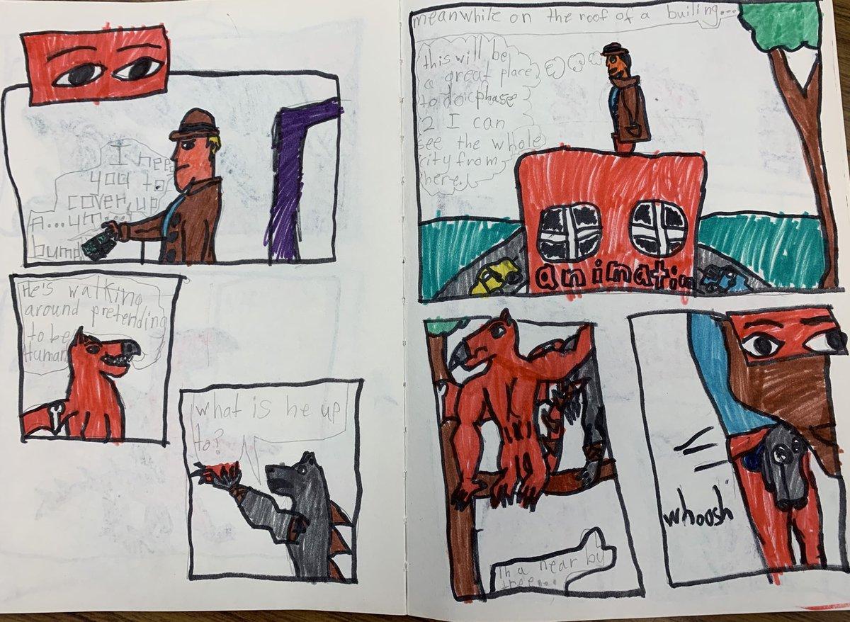 RT <a target='_blank' href='http://twitter.com/OakThinkers'>@OakThinkers</a>: 3rd graders creating their own amazing graphic novels <a target='_blank' href='http://twitter.com/OakridgeConnect'>@OakridgeConnect</a> <a target='_blank' href='http://twitter.com/APSGifted'>@APSGifted</a> <a target='_blank' href='https://t.co/7oghlalG9K'>https://t.co/7oghlalG9K</a>