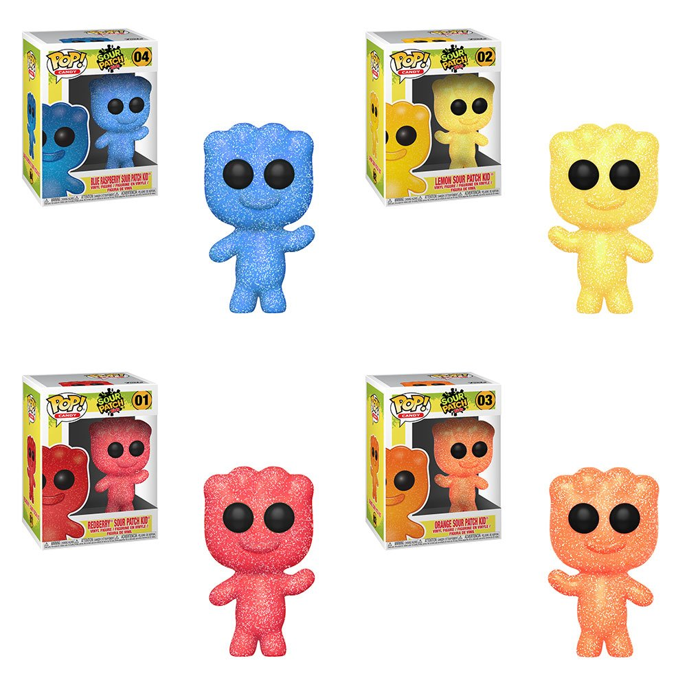 RT & follow @OriginalFunko for the chance to win a Sour Patch Kids Pop! prize pack!