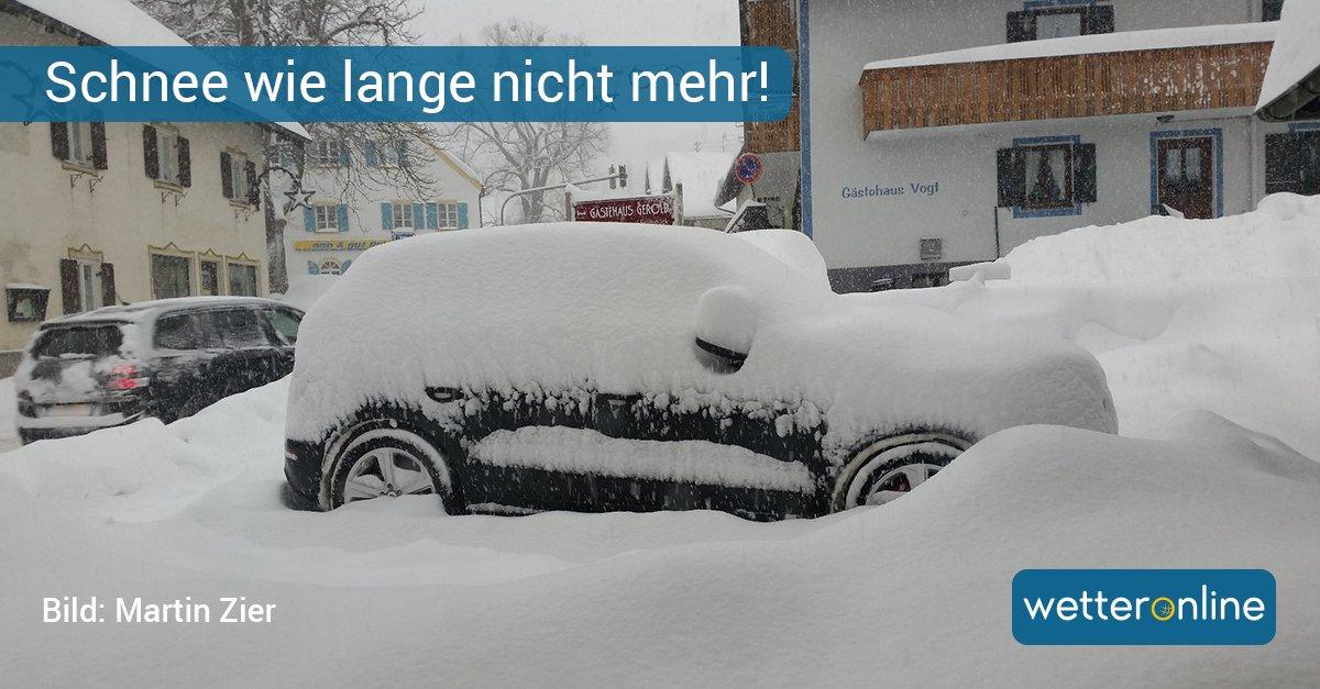 wetteronline.de's photo on #Schneefall