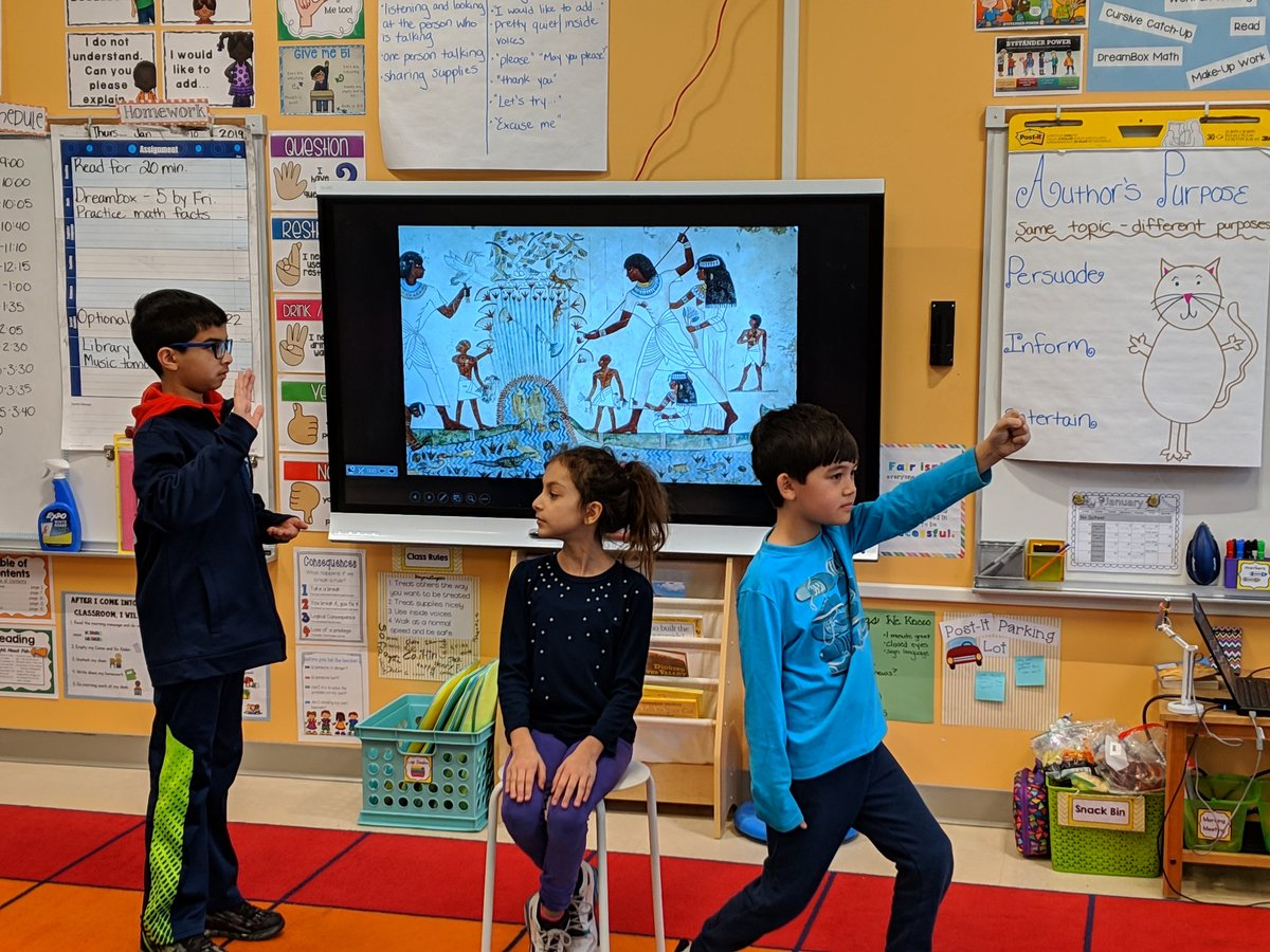 We had a blast using our bodies to act out ancient Egyptian scenes with Ms. Katie this morning! <a target='_blank' href='http://twitter.com/Community_ETC'>@Community_ETC</a> <a target='_blank' href='http://twitter.com/APSMcKPR'>@APSMcKPR</a> <a target='_blank' href='http://search.twitter.com/search?q=MCKAPS'><a target='_blank' href='https://twitter.com/hashtag/MCKAPS?src=hash'>#MCKAPS</a></a> <a target='_blank' href='https://t.co/OQY6HZirTe'>https://t.co/OQY6HZirTe</a>