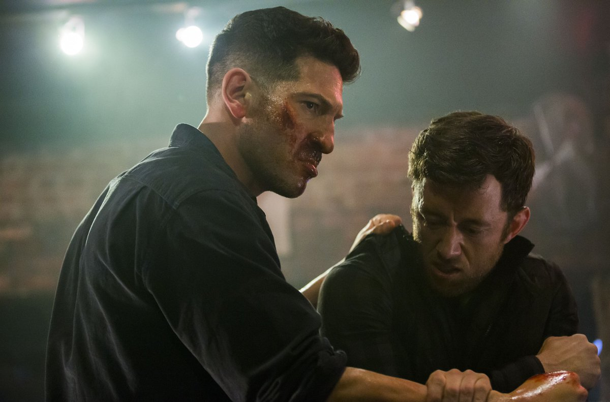 The new trailer for #ThePunisher S2 is bloodier than ever: https://t.co/LJ4SCzVChJ