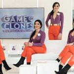 #gameofclones Twitter Photo