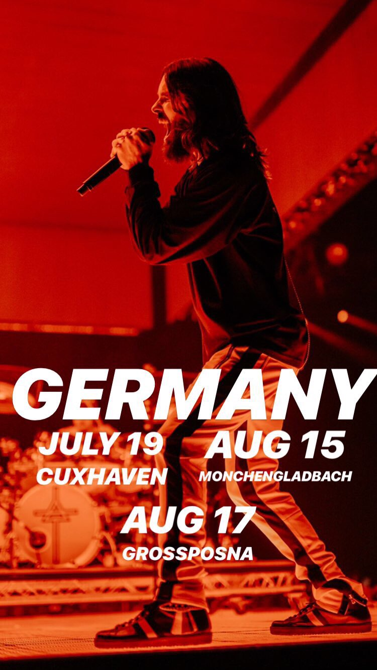 Germany! Tickets + VIP available at https://t.co/6A6UeEI6xg https://t.co/HkRUGc9oAS