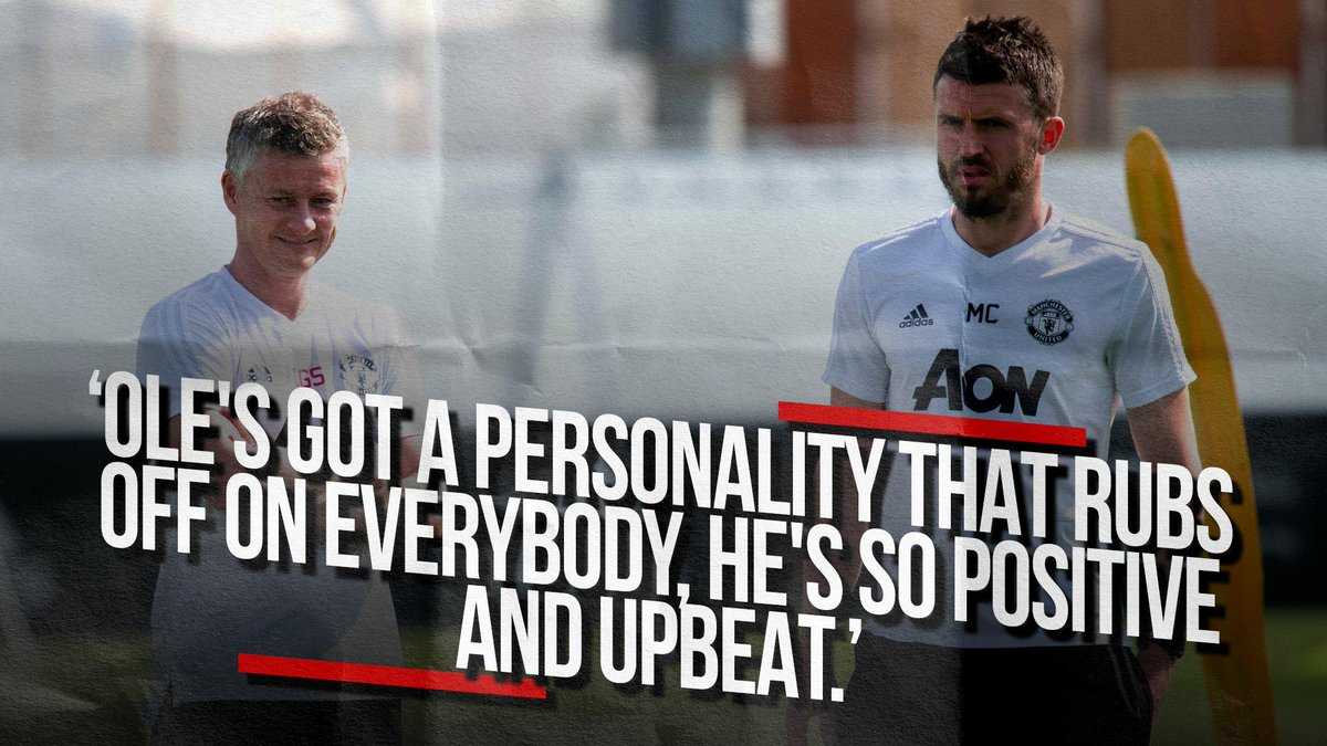 .@Carras16 on Ole 🔴 #MUFC