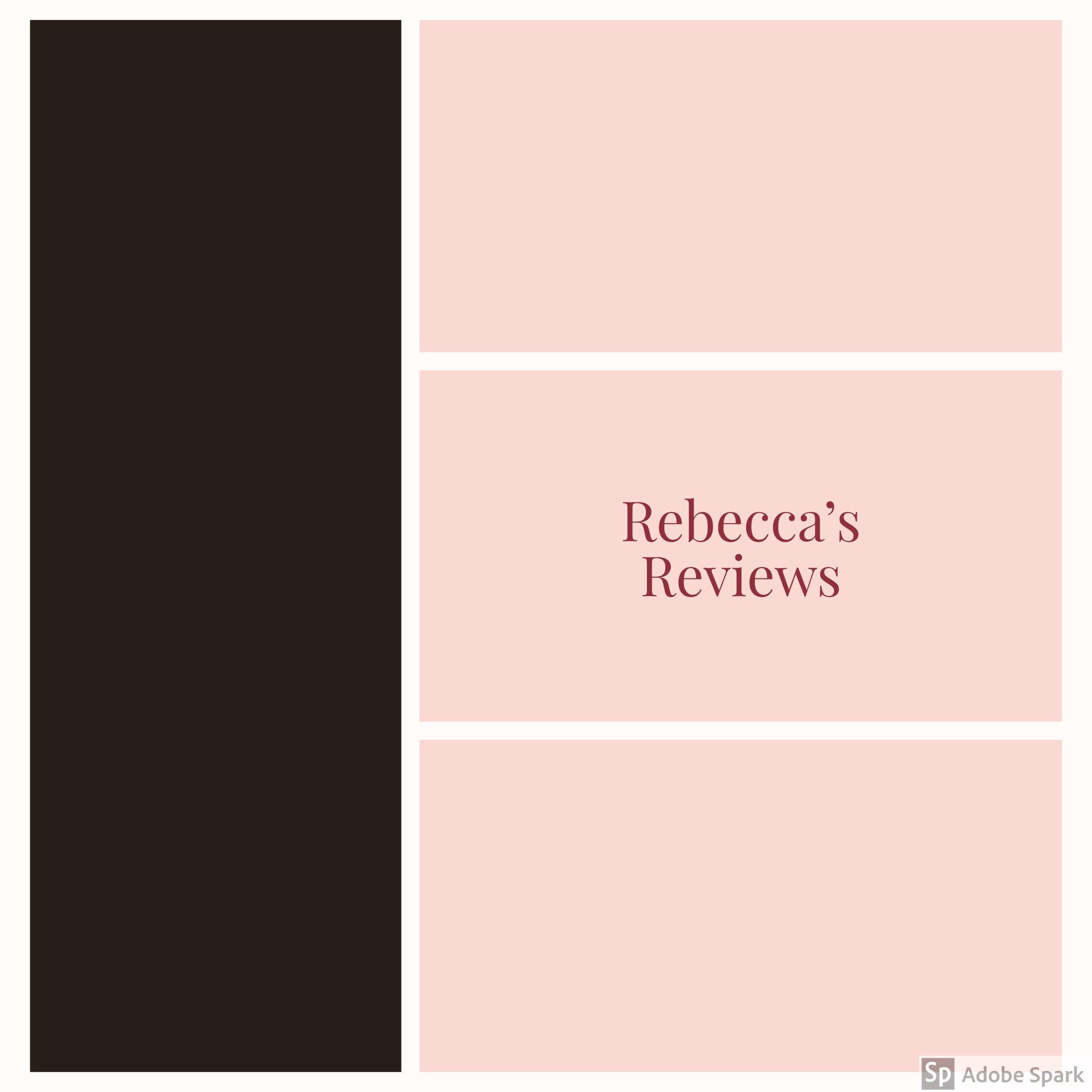 Rebecca's Reviews