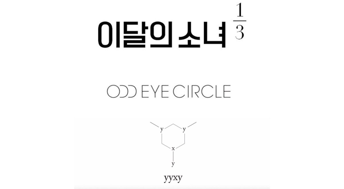 Loona Pics On Twitter The Group Are Also Divided Into 3