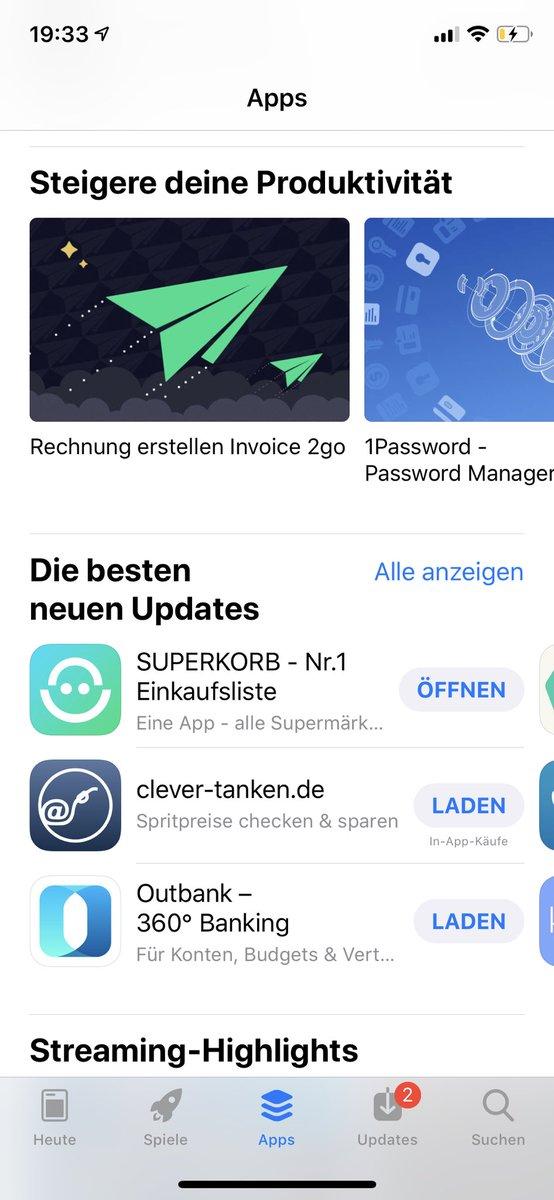 """Neue Version 🚀 von #SUPERKORB unter den """"besten neuen Updates"""" im #iOS #Appstore zu finden 😊 https://t.co/UFHuqRpnzy"""