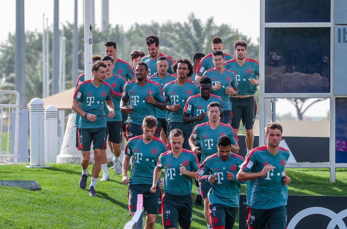 FC Bayern Español's photo on Doha