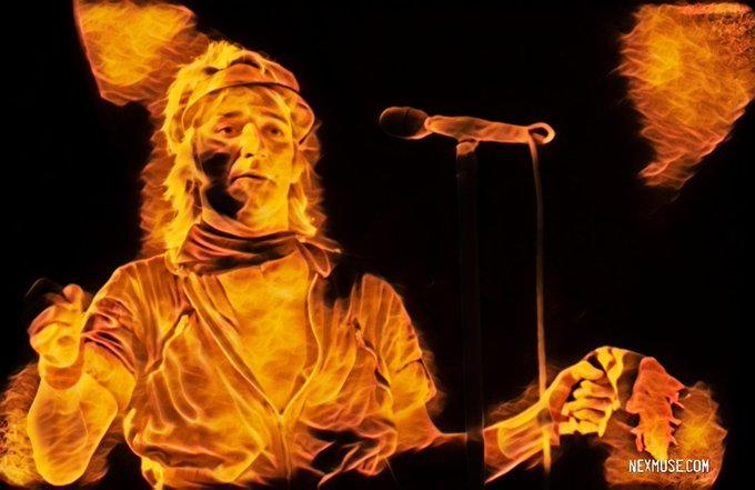 Hot Legs! Hot Rod! Happy Birthday, Rod Stewart!