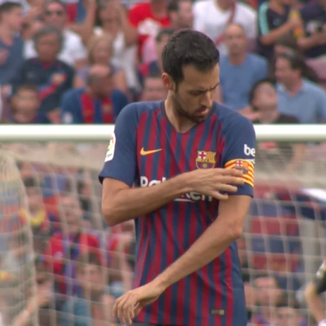 �� Your captain for tonight.. �� #CopaBarça https://t.co/15baYH07xc
