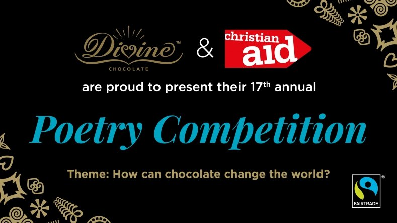 test Twitter Media - This year's @divinechocolate & @christian_aid poetry competition is now open! #HowCanChocolateChangeTheWorld  Details on how to enter are here: https://t.co/7SQKhfMma2   Mae cystadleuaeth farddoniaeth Siocled Divine a @DileuTlodi eleni ar agor! #SutGallSiocledNewidYByd https://t.co/PzExoFDIm6