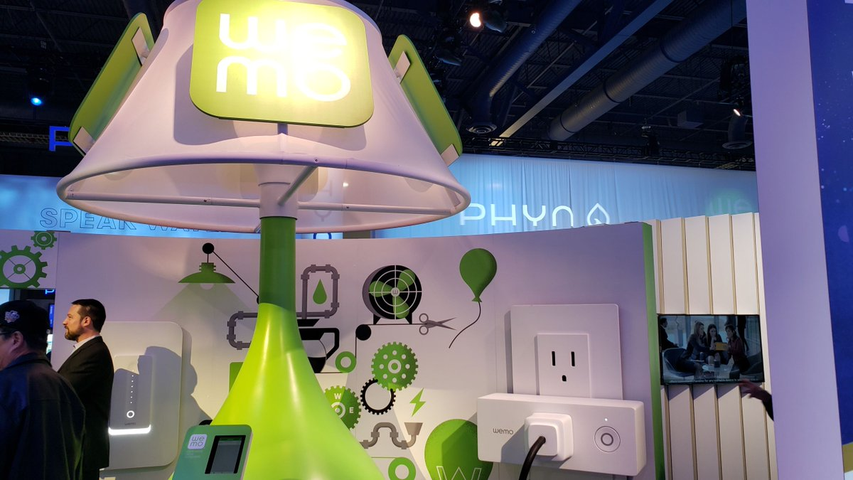 Belkin International Returned To #CES For First Time Since Merger With Foxconn Interconnect Technology  🔌 @Belkin, @Linksys, @Wemo and @Phyn Present Latest For the Connected Things and Connected Home  #iOT #CES2019 http://bit.ly/2RgsdGe