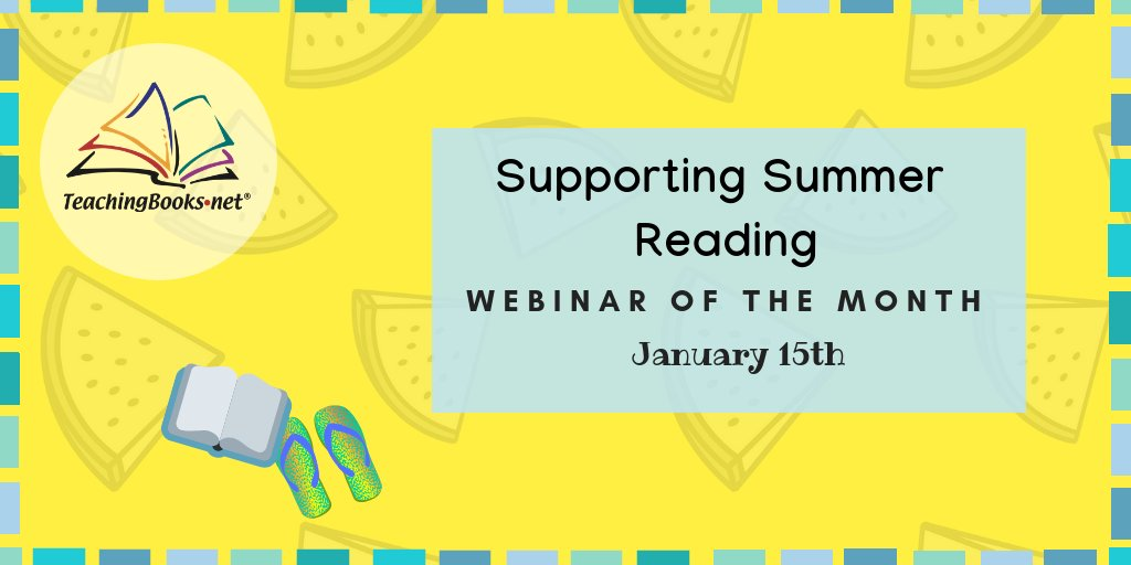 test Twitter Media - Start thinking of summer in the middle of winter with our Supporting Summer Reading webinar.   Sign up: https://t.co/6lcX3lMDUr https://t.co/cBKvkNeRar