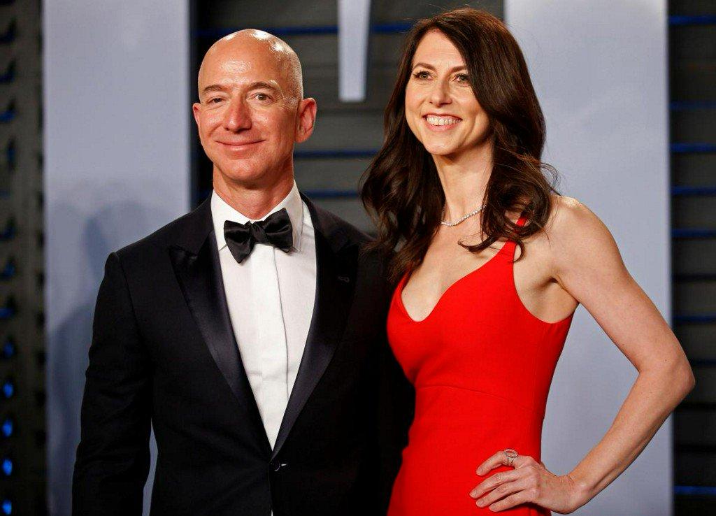 Investors ask how the Bezos divorce will affect Amazon https://reut.rs/2D30HDu
