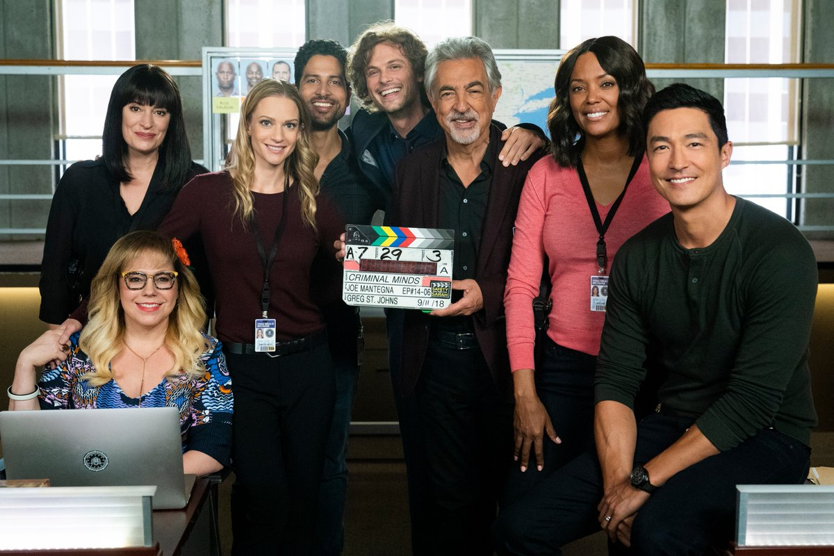 Criminal Minds's photo on #CriminalMinds