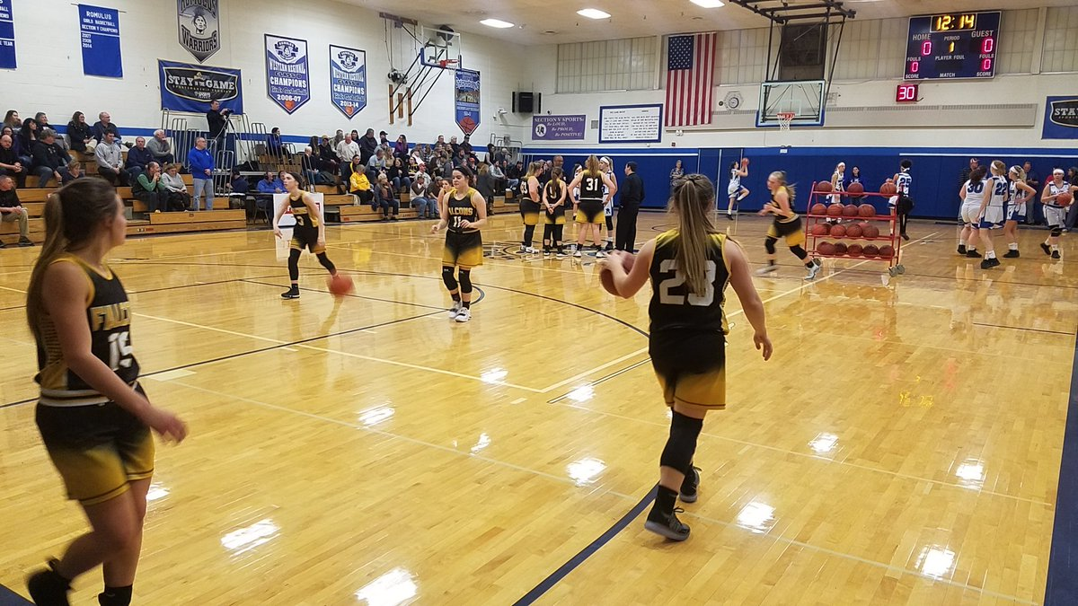 W-FL THURSDAY: Gananda cruises past Lyons girls; South Seneca buries rival Romo & Izzy Wilbur drops 45 on ER
