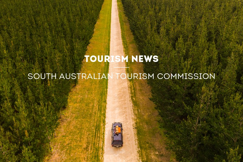 Our latest edition of #TourismNews is out now. Read about the latest National and International Visitor Survey Results, the 2019 Santos @tourdownunder, Brabham BT62 at Superloop @Adelaide_500, the Mayfair Hotel's new bistro 'The Den' and more: https://t.co/3EkovTNQDG https://t.co/DGzkxEJkVC