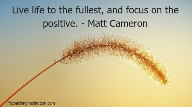 Empowering Quotes On Twitter Live Life To The Fullest And Focus