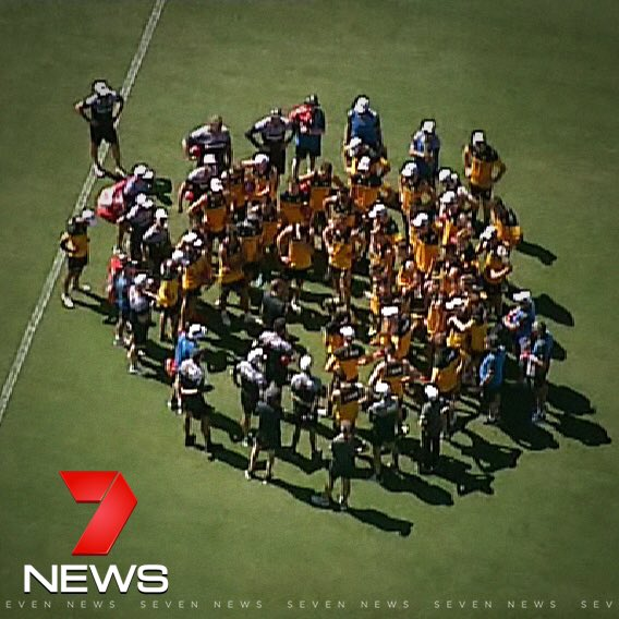 FOX FOOTY LIVE's photo on brownlow