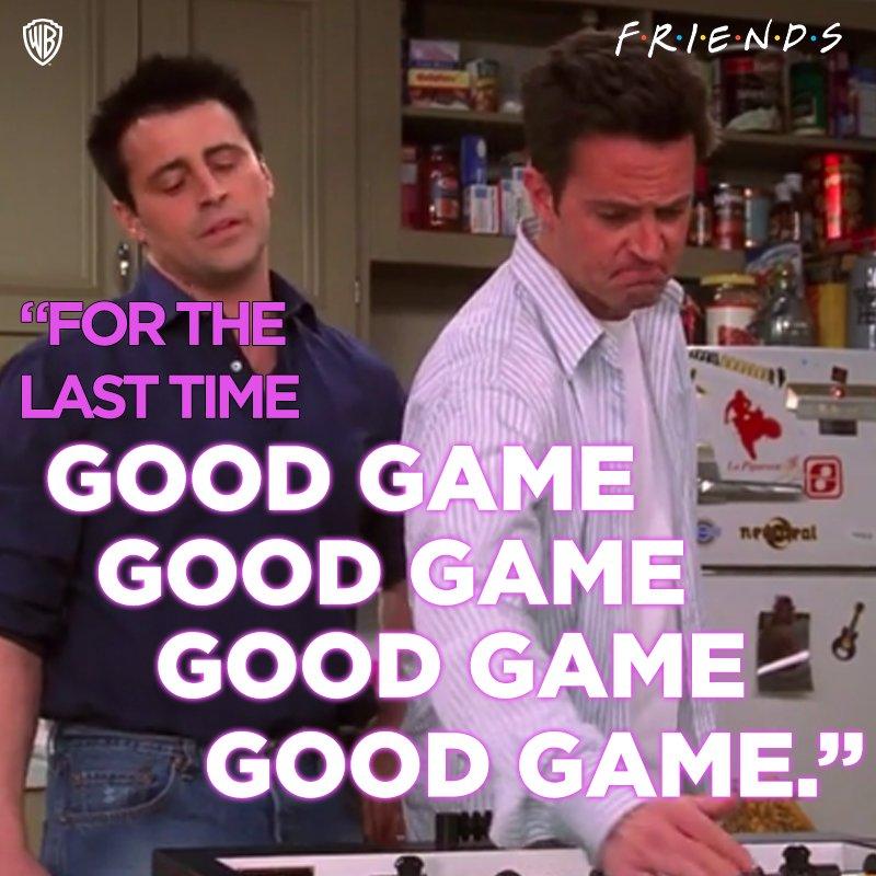 Bye foosball table, good game!