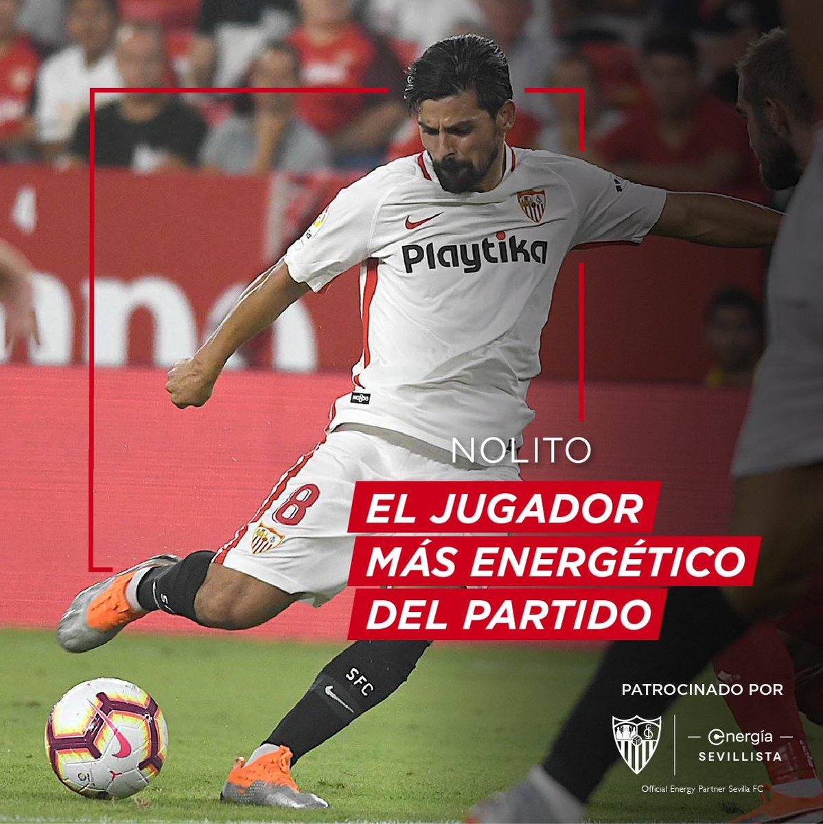 Sevilla Fútbol Club's photo on nolito