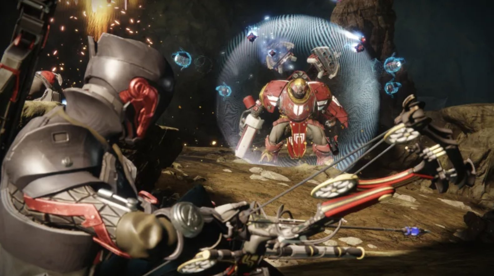Breaking: Bungie splits with Activision. https://t.co/94VwDiUsrY https://t.co/CHm7mfK2kc
