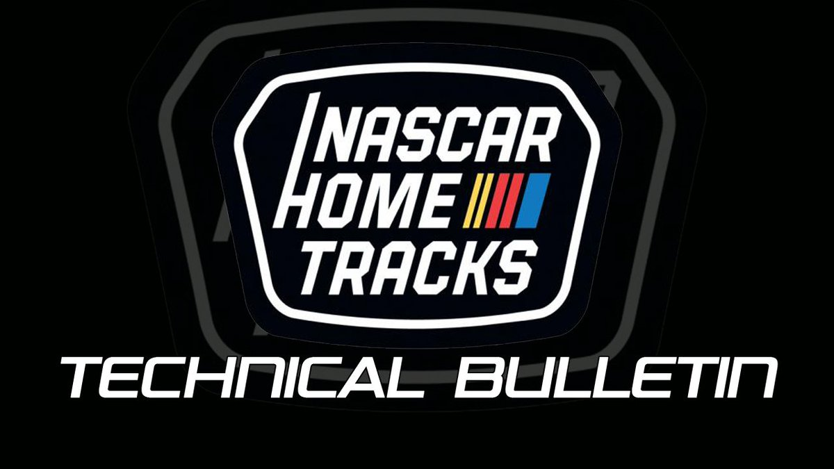 Today @NASCARHomeTrack officials released a technical bulletin outlining rules for the Late Model Stock Cars for 2019. http://race22.online/nascar-technical-bulletin-outlines-rules-for-2019/…