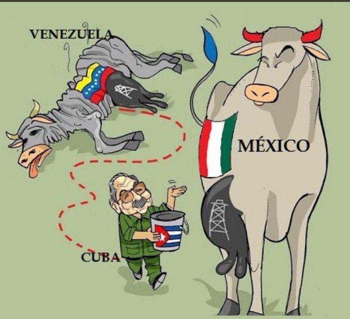 Mejico, Cuba, Venezuela. Caos. - Página 8 DwlIiVmWsAA-Ihn