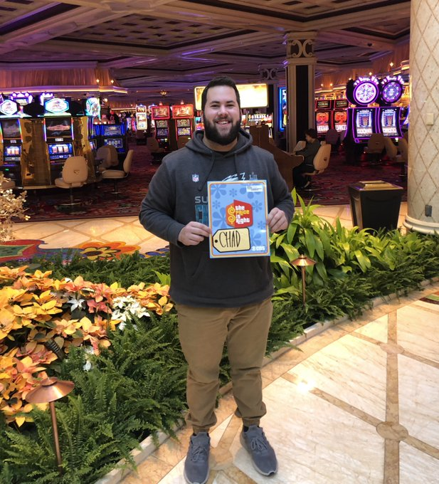 Chad used his trip to Vegas to celebrate his 21st birthday! Talk about a JACKPOT! 🎲🎰💯 #TPIRPostYourPrize #FlashbackFriday . . . Tell us your story & send your prize photos/videos to tpirpostyourprize@ & you might see yourself on our page! Photo