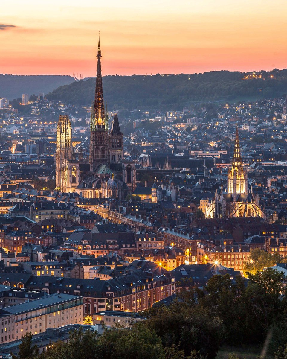 The beautiful city of #rouen in #normandie #france #saaggo<br>http://pic.twitter.com/rdFXIlT6J3