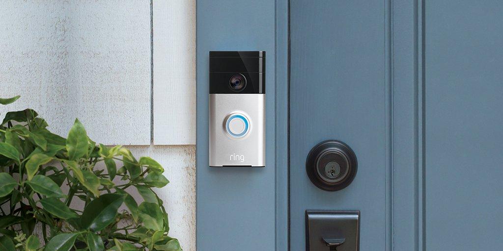 meilleur portier vidéo sonnette connecté sécurité camera surveillance