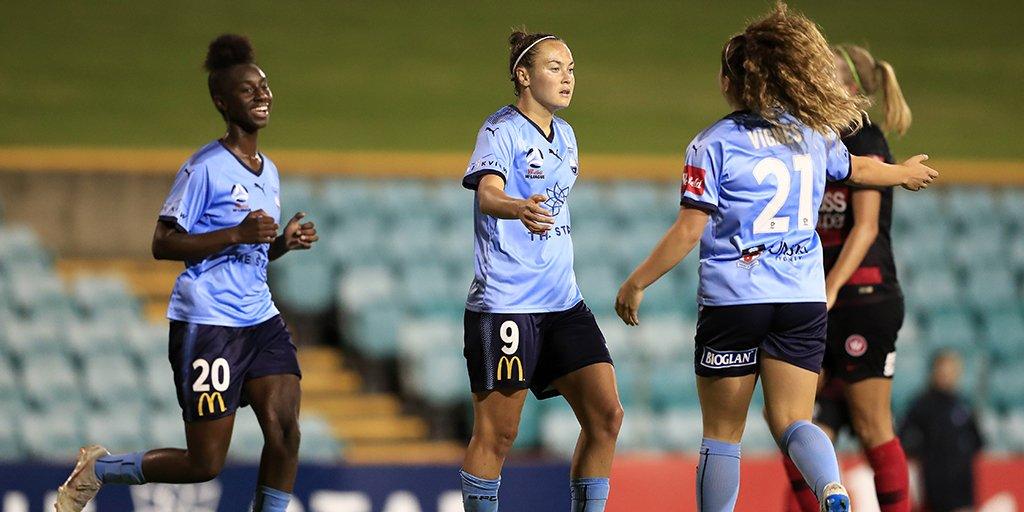Sydney FC's photo on #sydneyderby