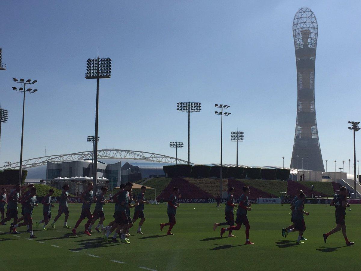 Bayern & Germany's photo on Doha