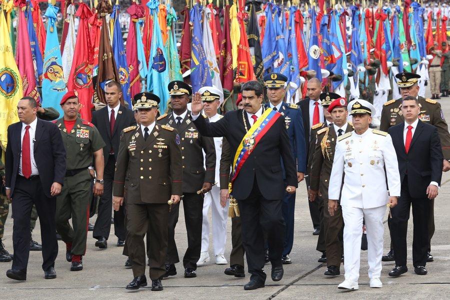YVKE Mundial's photo on comandante