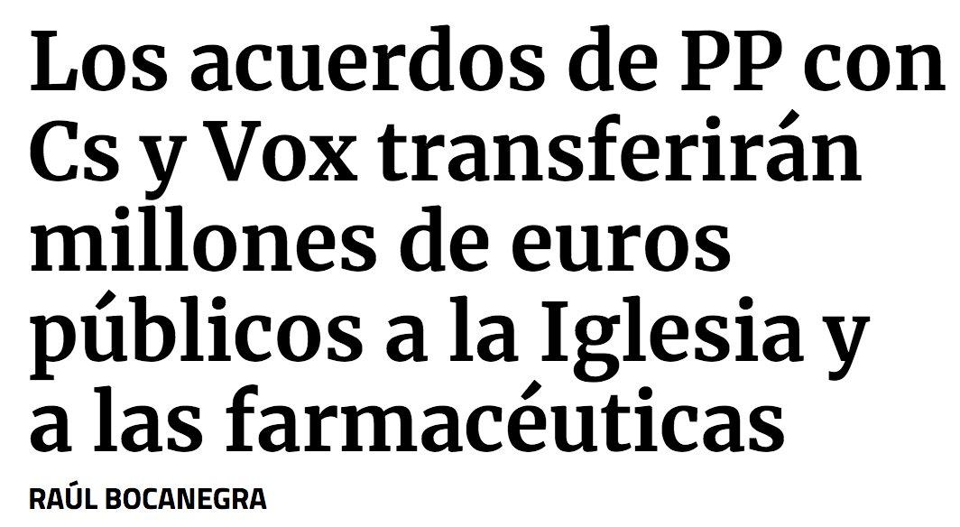 Gonzalo Semprún's photo on PP con Cs y Vox