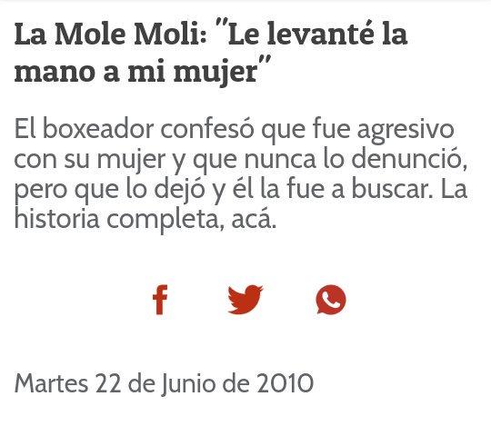 Fin del Mundo's photo on La Mole
