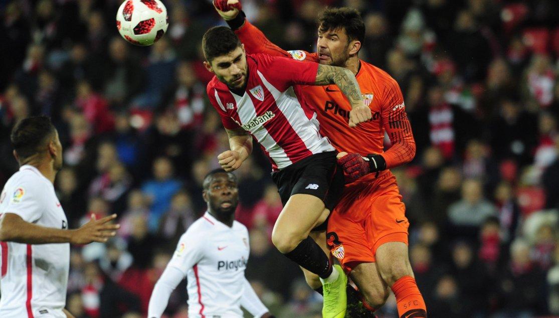 Video: Athletic Bilbao vs Sevilla