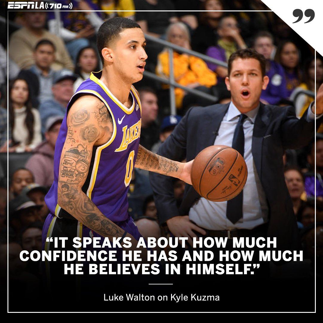 #KuzControl was in FULL EFFECT.   #LakeShow