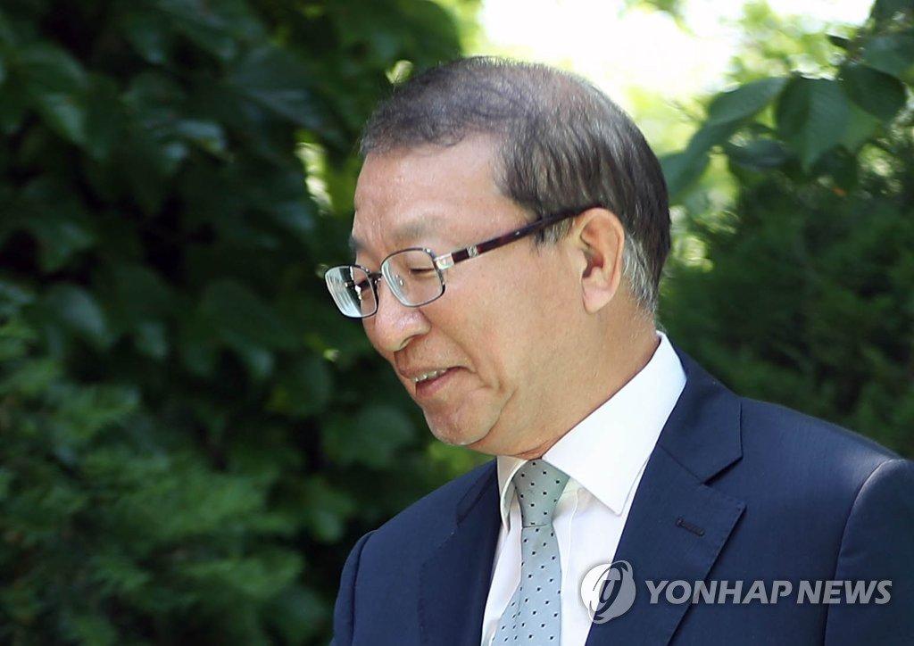 연합뉴스's photo on 양승태 소환