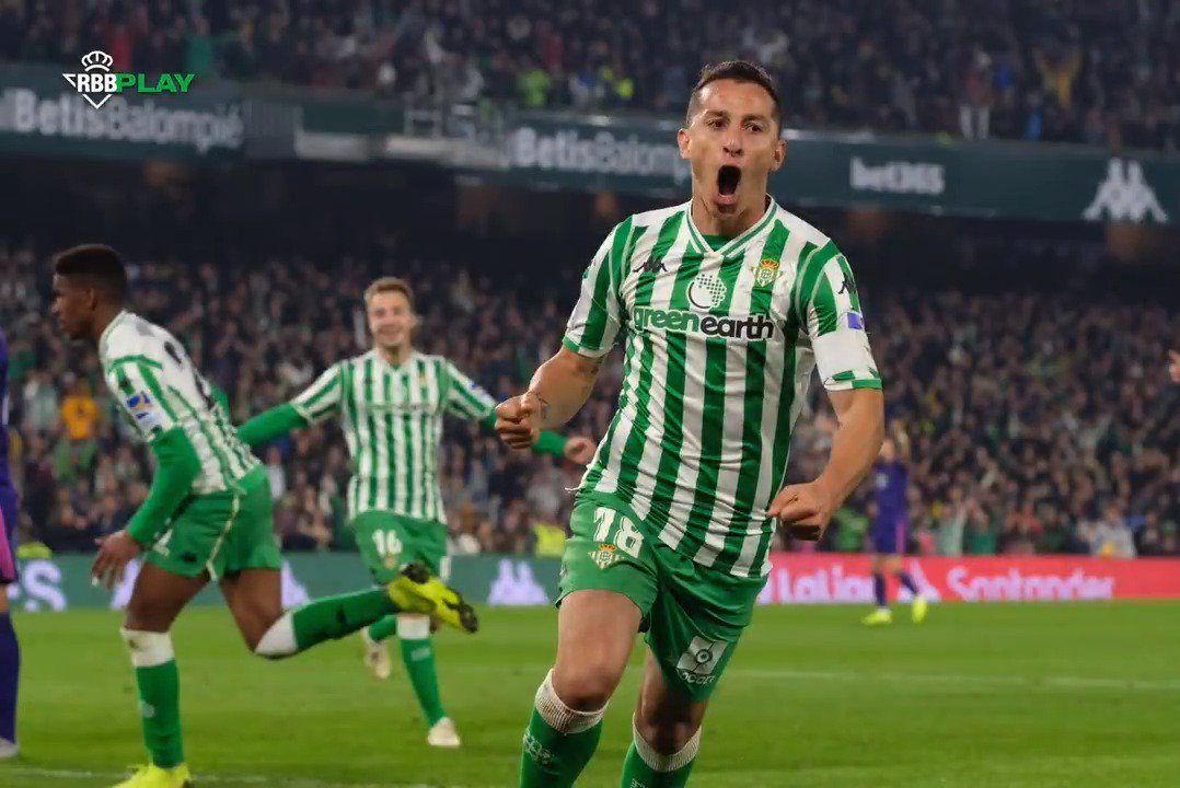 Real Betis Balompié's photo on Viva México