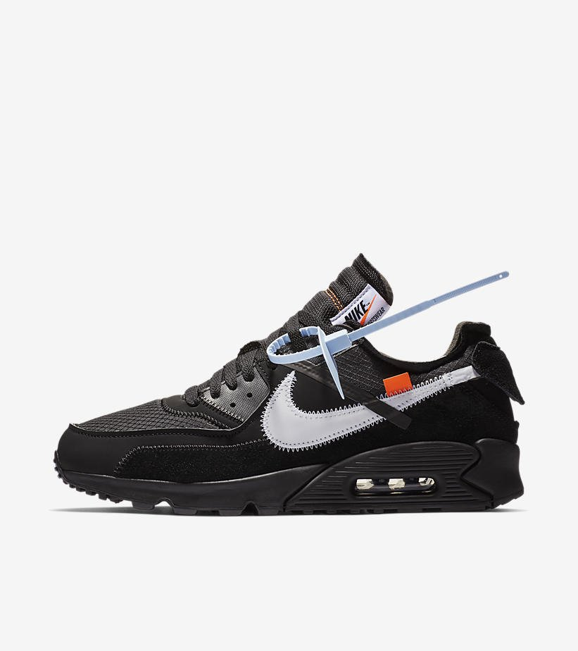 3d5a2d6341 Official Images of the Off-White x Nike Air Max 90