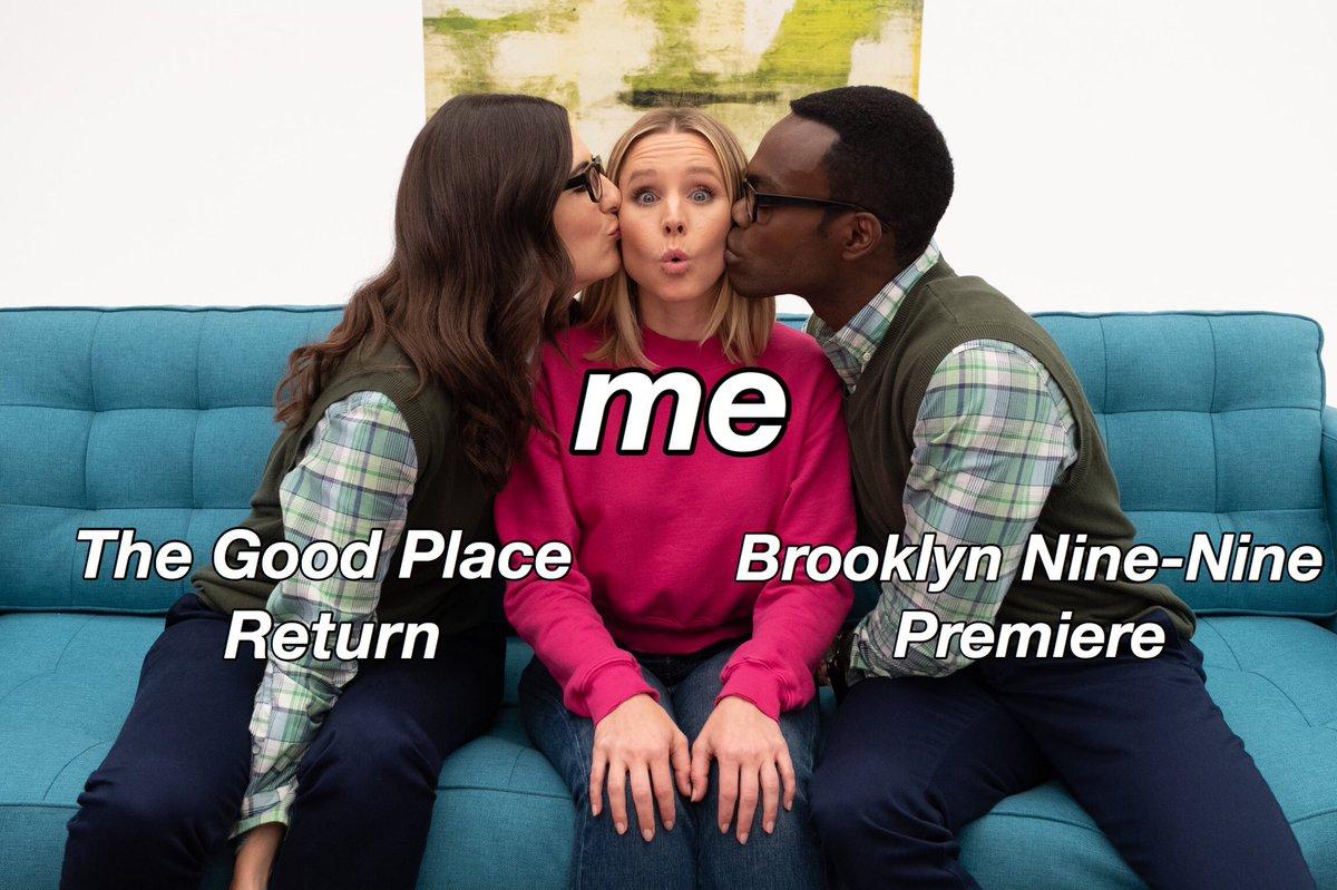 NBC Entertainment's photo on #TheGoodPlace