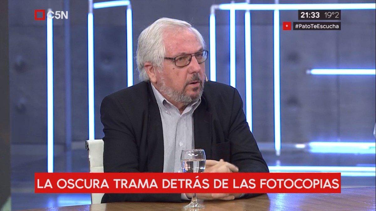 Eduardo Fernandez's photo on #patoteescucha