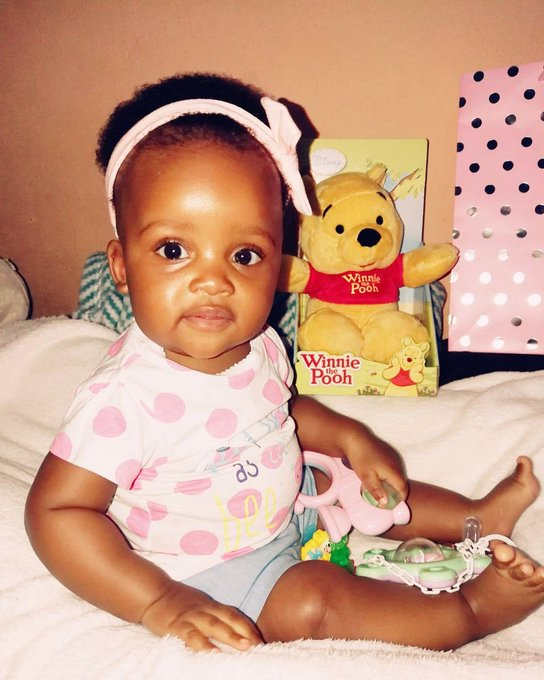 #FridayMotivation .This is Boitumela Lalase Letsoalo. My Daughter. I Love 🙏🙏🙌🙌💕💕❤️❤️💟💟💟💝💝💝 Photo